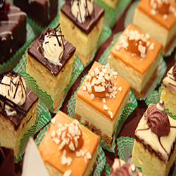 Desserts, Catering & Supplies