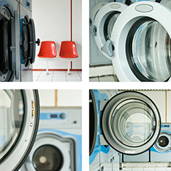 Dry Cleaners & Laundromats