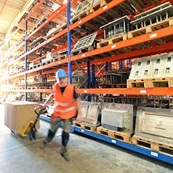 Manufacturing, Wholesale, Distribution